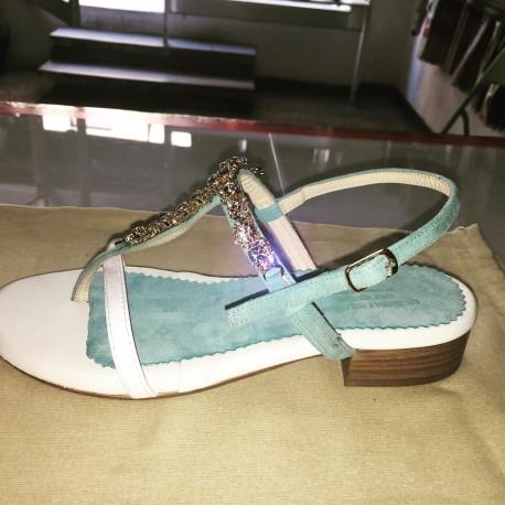 Sandalo a gioiello