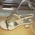 Sandali a gioiello