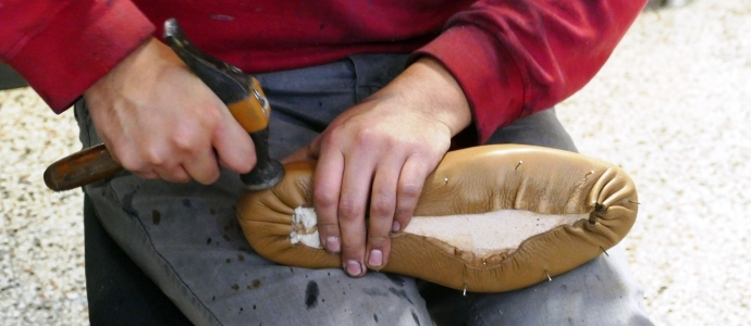 Come si fa una scarpa?